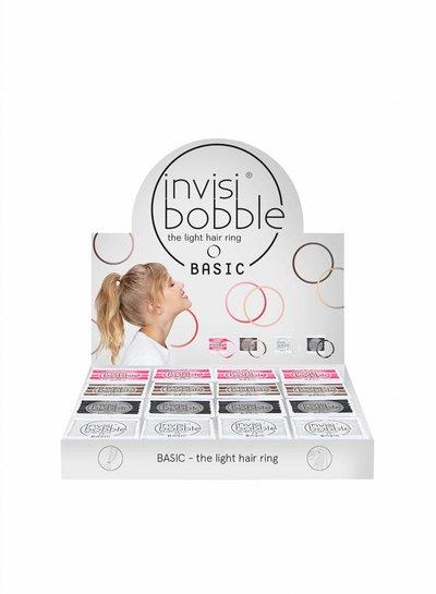 invisibobble® BASIC 16er Display