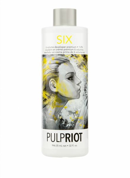 Pulp Riot Pulp Riot Developer Six 1,8%