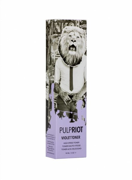 Pulp Riot Pulp Riot High Speed Toner Violet