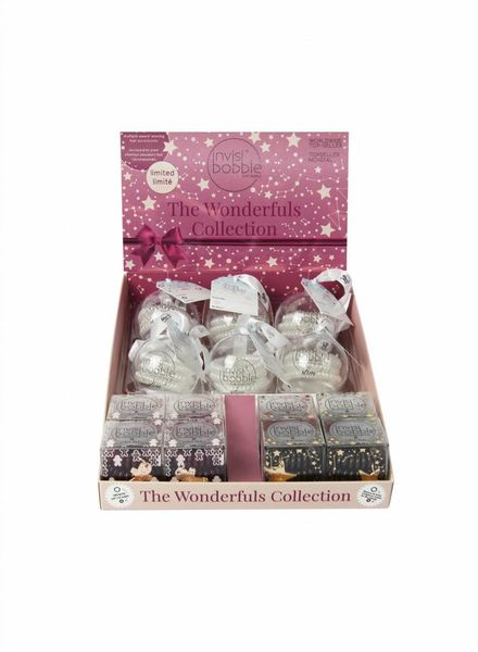 invisibobble® The Wonderfuls Display (14)
