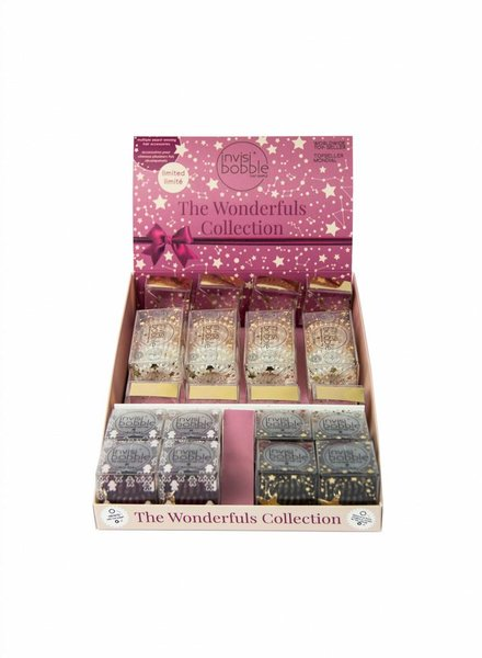 invisibobble® The Wonderfuls Display (16)
