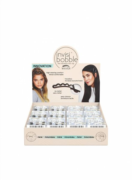 invisibobble® WAVER 24er Display