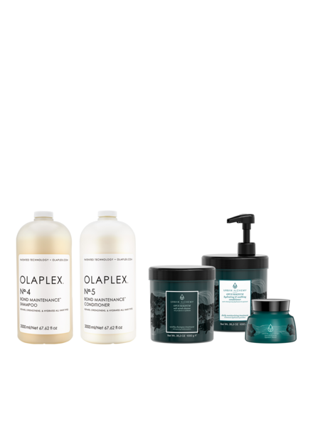 URBAN ALCHEMY OLAPLEX® x URBAN ALCHEMY Detox & Care-Set 2019
