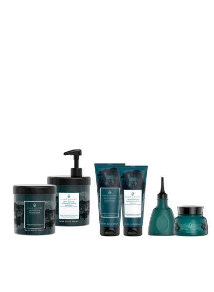 URBAN ALCHEMY UA BACKBAR CLEANSING SET