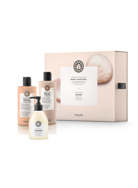 Maria Nila Maria Nila HOLIDAY BOX -  HEAL + GINGER