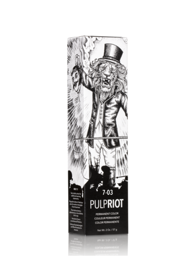 Pulp Riot Pulp Riot Faction 8 Natural/Gold 7-03