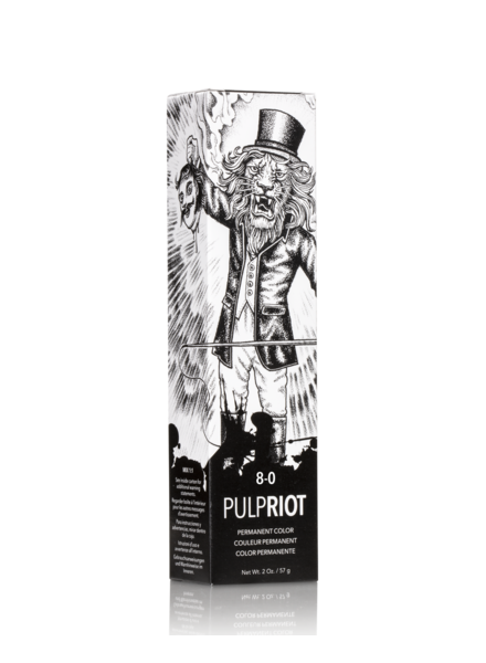 Pulp Riot Pulp Riot Faction 8 Natural 8-0