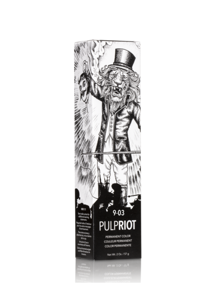 Pulp Riot Pulp Riot Faction 8 Natural/Gold 9-03