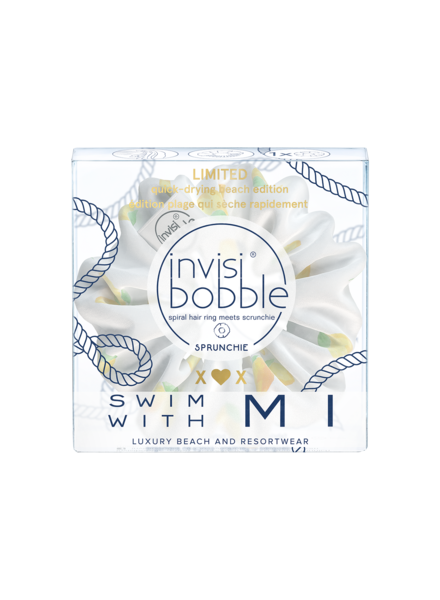 invisibobble® SPRUNCHIE Swim With Mi -  Simply The Zest