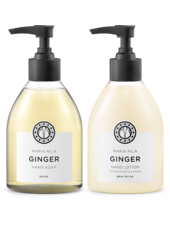 Maria Nila Maria Nila Set: Hand Soap + Lotion Ginger