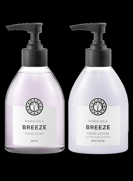 Maria Nila Maria Nila Set: Hand Soap + Lotion Breeze