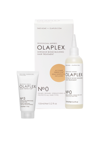 OLAPLEX  Intensive Bond Building Hair Treatment Kit