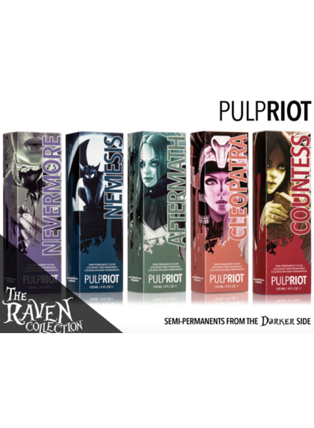 Pulp Riot Pulp Riot The Raven Collection Set