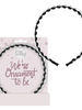 invisibobble® HAIRHALO – Sparks Flying We're Ornament to Be