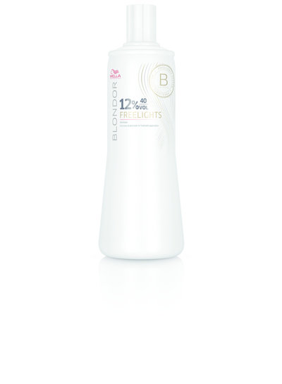 Wella Blondor Freelights Oxidationsmittel 12%
