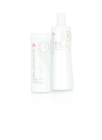 Wella Blondor Freelights Oxidationsmittel 6%