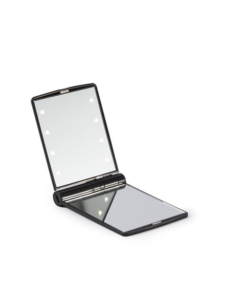 Browgame Browgame - Signature LED Pocket Mirror