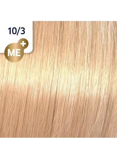 Wella Wella Koleston Perfect RICH NATURALS 60ml 10/3