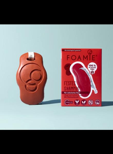 Foamie Foamie Festes Shampoo The Berry Best