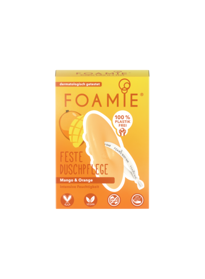 Foamie Feste Duschpflege Tropic Like It's Hot
