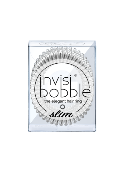 invisibobble® SLIM Chrome Sweet Chrome