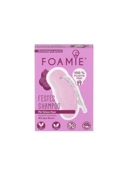 Foamie Foamie Festes Volumen-Shampoo You're Adorabowl