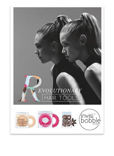 invisibobble® Poster