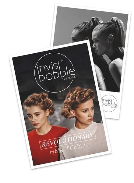 invisibobble® Poster
