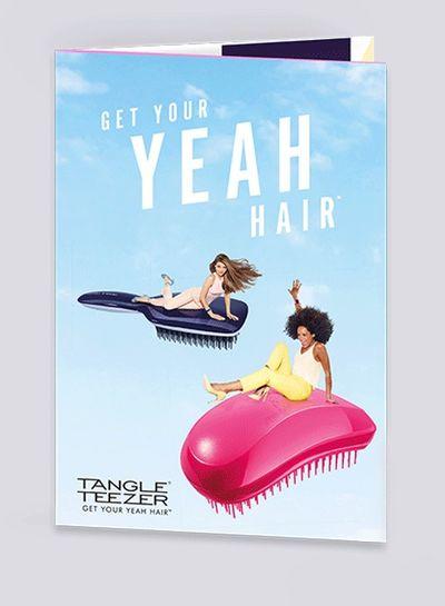 Tangle Teezer® Yeah Hair Flyer