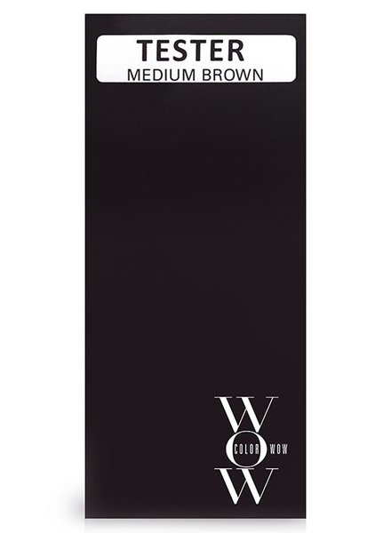 Color Wow - Medium Brown Tester