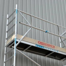 Euroscaffold Voorloopleuning - Montage Leuning 190cm