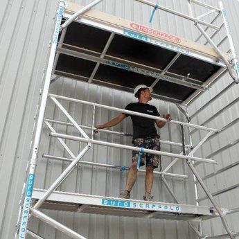Euroscaffold Montage Leuning 305cm