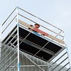 Euroscaffold Set houten kantplanken 305 x 75 cm