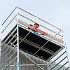 Euroscaffold Set aluminium kantplanken 3.05 x 0.75m