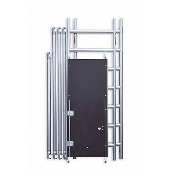 Euroscaffold Module 4 voor Compact kamersteiger
