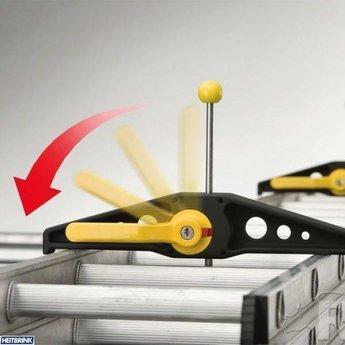 Euroscaffold Ladderklem Safeclamp