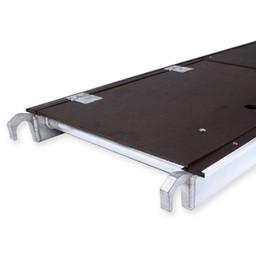 Euroscaffold Compact platform 150 met luik