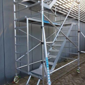 Euroscaffold Opstapbeugel trappentoren
