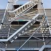 Euroscaffold Trappentoren 135x250x10,2m werkhoogte met vloeren