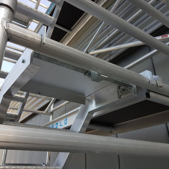Euroscaffold Trappentoren 135x250x10,2m werkhoogte