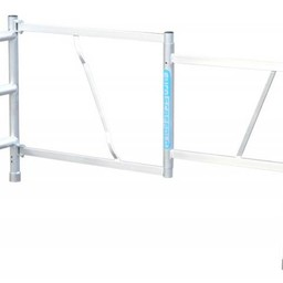 Euroscaffold Vouwunit / opzetstuk 90cm 3 sport