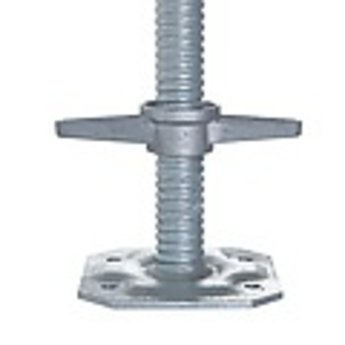Euroscaffold Stalen spindel 60cm