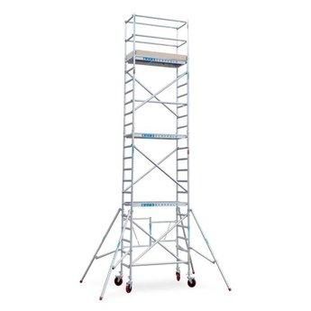 Euroscaffold Compact kamersteiger module 1+2+3+4 7,8m werkhoogte