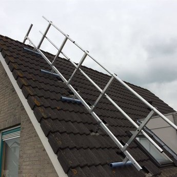 Roof Shelter Kopgevelbeveiliging hek 3 meter