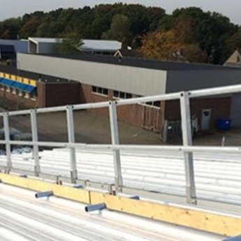 Roof Shelter Roof Shelter 12m complete set plat dak