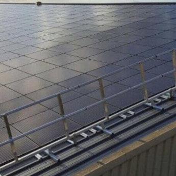 Roof Shelter Roof Shelter 18m complete set plat dak