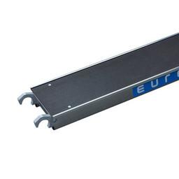 Euroscaffold Werkplatform 30 x 190cm zonder luik