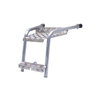 Eurostairs Ladder afhouder aluminium telescopisch