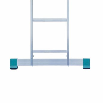 Eurostairs Eurostairs home ladder enkel recht 1x11 sporten