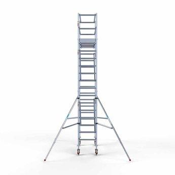 Euroscaffold Rolsteiger standaard 75 x 190 x 6,2m werkhoogte